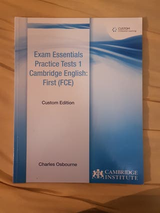 FIRST Cambridge English B2
