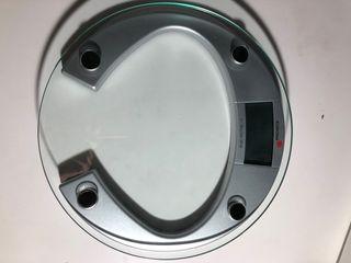 Bascula Digital de cristal Korona Nueva