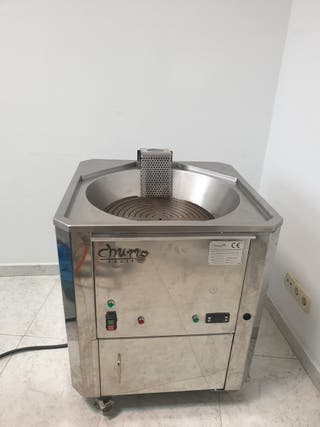Churrera - Freidora Industrial
