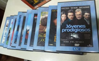 DOS COLECCIONES DE PELIS DVD ORIGINALES