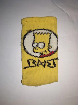 Funda para teléfonos y MP4/3 de Bart Simpson