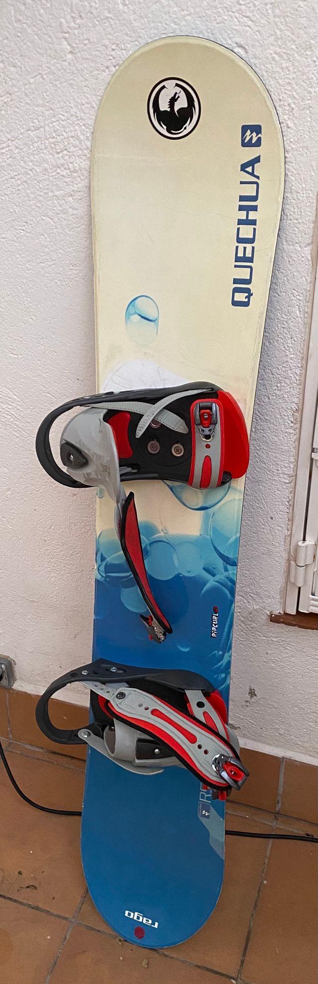 Tabla de snowboard Quechua