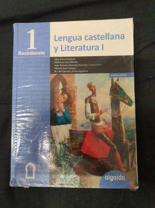 Libro de lengua 1 de Bachillerato