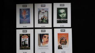 DVD LOTE V 6 UNIDADES