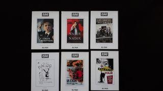 DVD LOTE O 6 UNIDADES