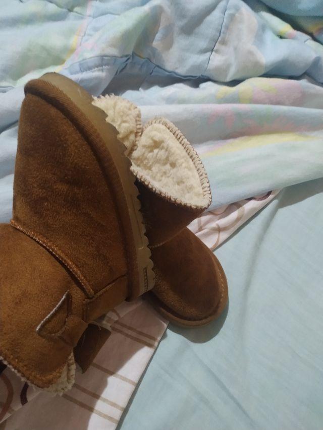botas de niñas calentitas el 28