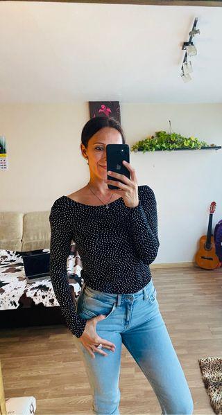 Suéter lunares Zara