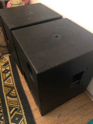 Subwoofer The box TA 18