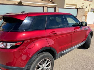 Land Rover evoque ed4 2013