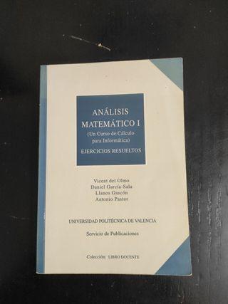 Análisis Matemático I. Ejercicios resueltos