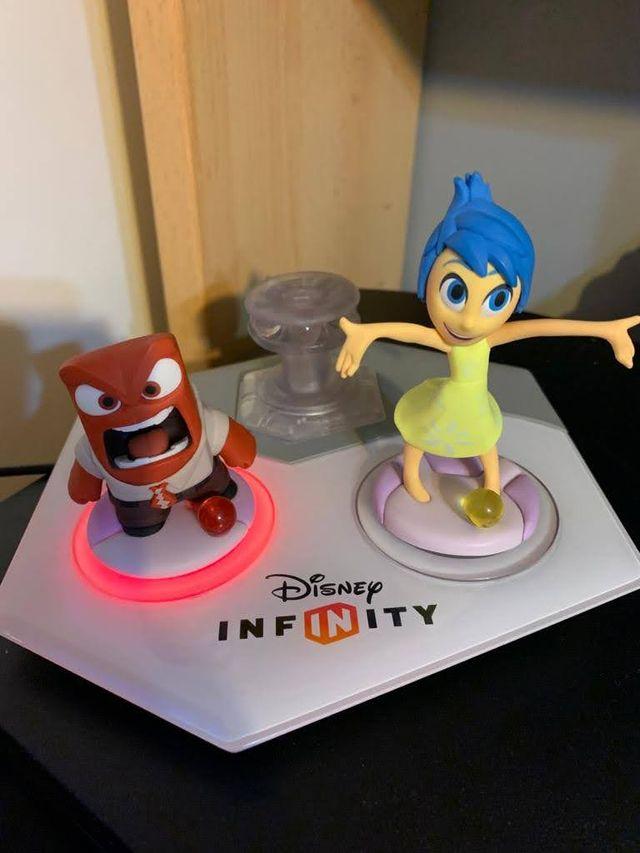 Figuras Juego Disney Infinity 3.0 PS3