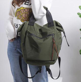Mochila, bolso, nueva