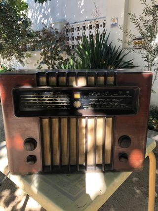 Radio antigua Marconi