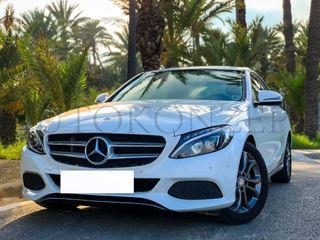 Mercedes-Benz Clase C 200 136CV Avantgarde 2015