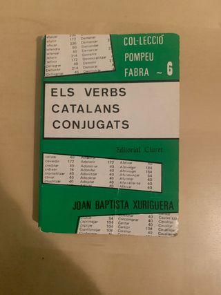 Verbs Catalans conjugats Pompeu Fabra