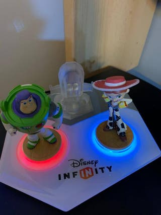 Pack Figuras Disney Infinity 3.0 PS3 Toy Story
