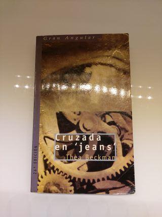 """NOVELA ADOLESCENTE """"Cruzada en 'jeans'"""""""