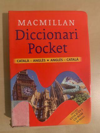 Diccionario Macmillan Catalan - inglés