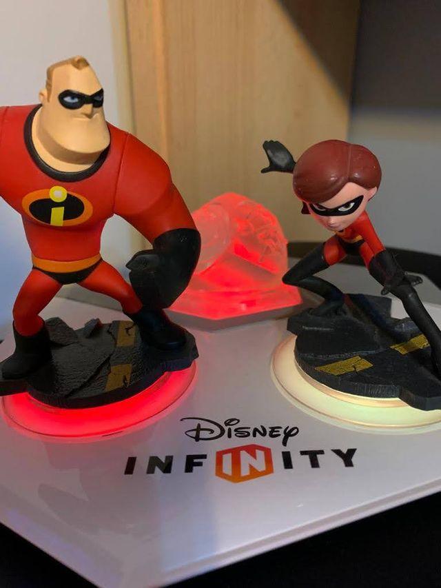 Pack Figuras Disney Infinity 3.0 PS3