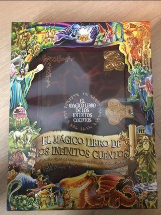 Mágico libro de los cuentos infinitos (lujo)