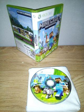 Minecraft xbox 360 edition (2013) xbox 360