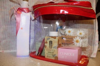 Clinique goody bags for women