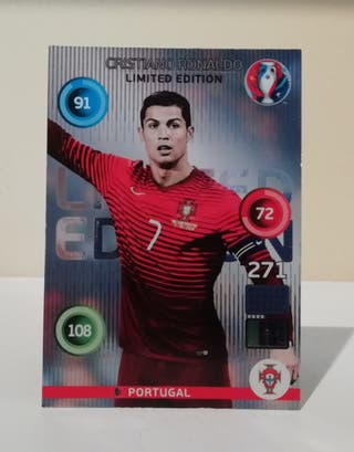 CRISTIANO LIMITED EDITION ADRENALYN EURO 2016
