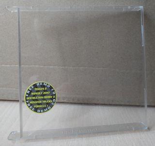 Pegatina frontal caja Crash Bandicoot - PS1