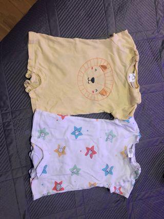 2 pijamas verano Zara