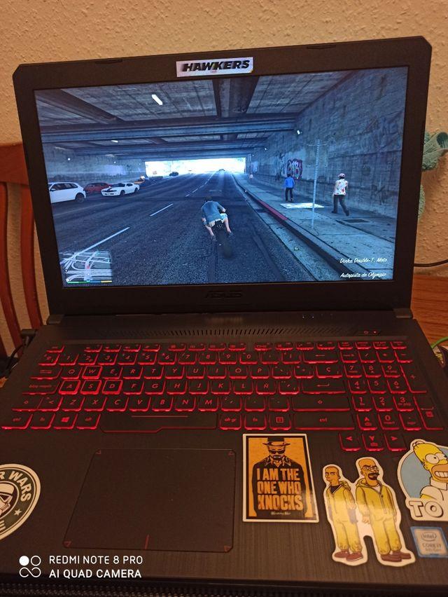 Gaming Laptop Asus FX 504GM