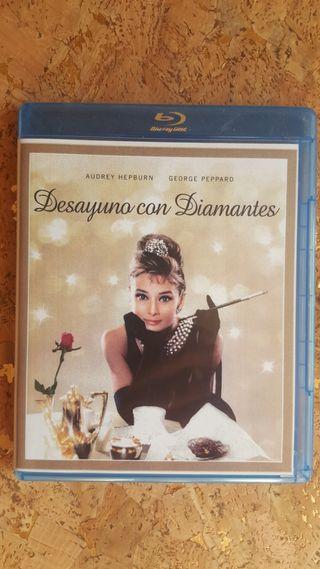 Desayuno con diamantes en Blu-ray