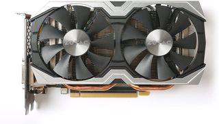 Tarjeta gráfica NVIDIA GeForce GTX 1060 6GB
