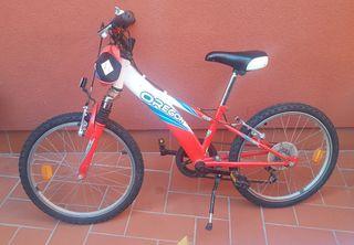 bicicleta niño Oregón