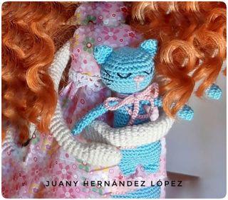 Muñecos para Nancy,Blythe, Paola Reina.