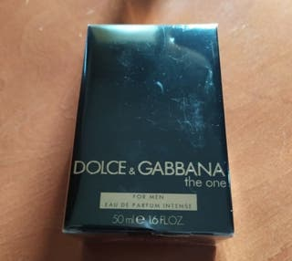 perfume Dolce&Gabbana the one intense