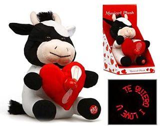 Vaca de Peluche Musical