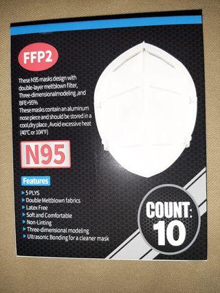 Mascarillas FFP2.