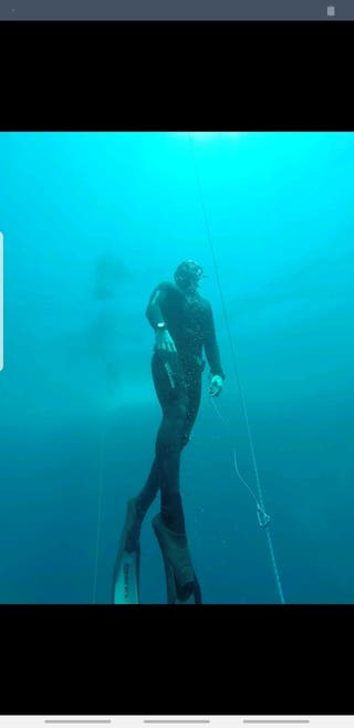 Apnea / Freediving Buddy