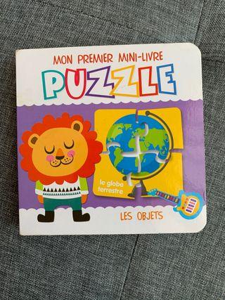 Libro puzzle nuevo