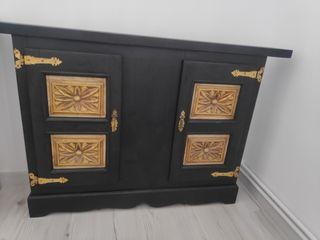 mueble auxiliar restaurado