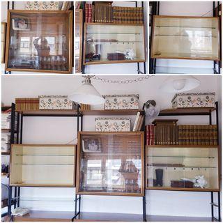 Mueble vintage modular 3 x 3 metros