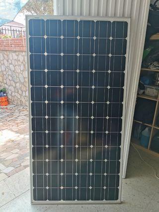panel solar Luxor 72c 200w MONO.