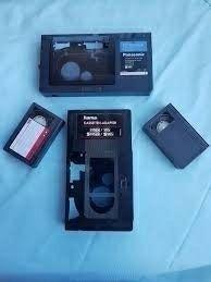 CONVERSION DE VIDEOS VHS-C A DVD