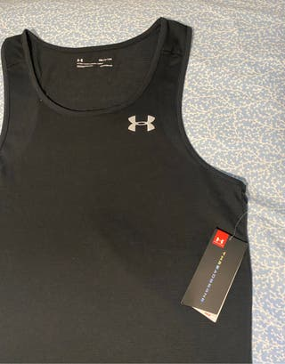 Camiseta tirantes under armour