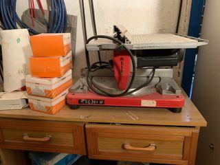 Maquinaria y herramientas carpintería