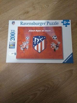 Puzzle Atlético de Madrid