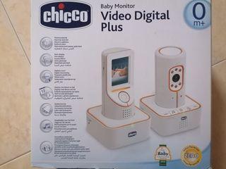 intercomunicador video digital plus chicco