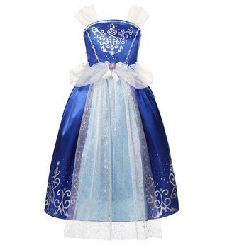 disfraz niña nuevo princesa 2 años