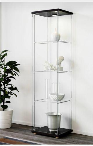 Vitrina vidrio