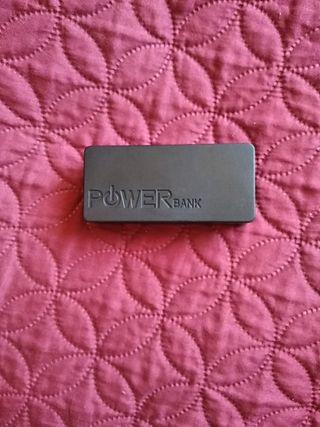 Cargador portatil móvil
